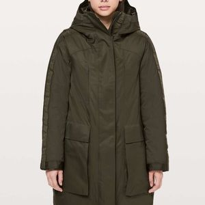 Lululemon our of element parka